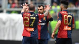 Juventus 0 - Gênes 2