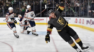 Oilers 3 - Golden Knights 6
