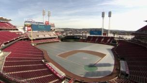 Visite du Great American Ball Park (1re partie)