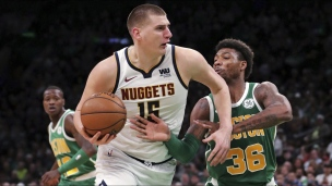 Nuggets 114 - Celtics 105