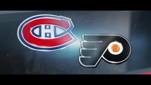 RDS : Canadiens-Flyers dès 19 h