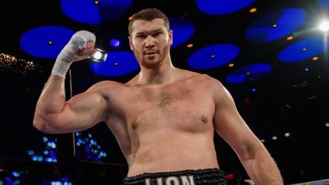 Arslanbek Makhmudov de retour sur le ring au Mexique
