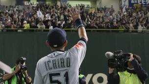 La glorieuse carrière d'Ichiro Suzuki en chiffres