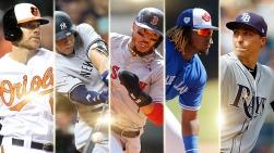 MLB - Division Est de la Ligue américaine