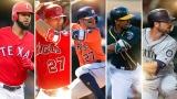 MLB - Division Ouest de la Ligue américaine