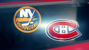 RDS : Islanders-Canadiens, dès 19h30