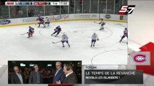 Forum : battre les Islanders, une revanche obligatoire?