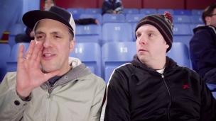 Ben et Jarrod, parents de joueur