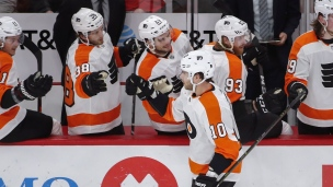 Flyers 3 - Blackhawks 1