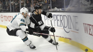 Sharks 2 - Kings 4