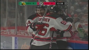 Remparts 3 - Mooseheads 2