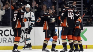 Sharks 3 - Ducks 4 (Prolongation)