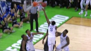 Barrett et Williamson se lèvent pour Duke