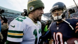 Aaron Rodgers et Mitchell Trubisky