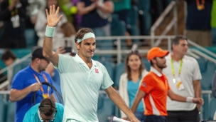 Federer avance à Miami