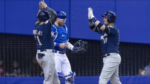 Les Brewers s'imposent au Stade olympique