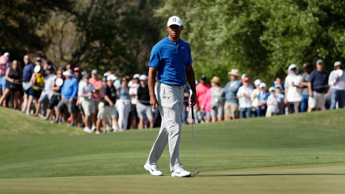 Tiger Woods perd son deuxième duel à Austin — PGA