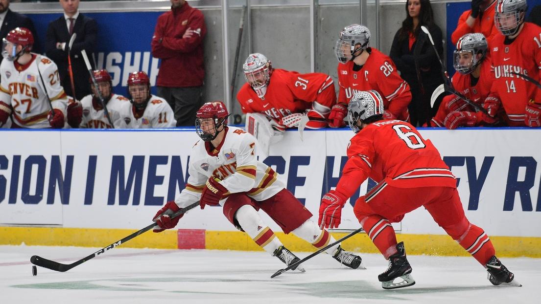Canadiens Ryan Poehling s'entend avec le CH