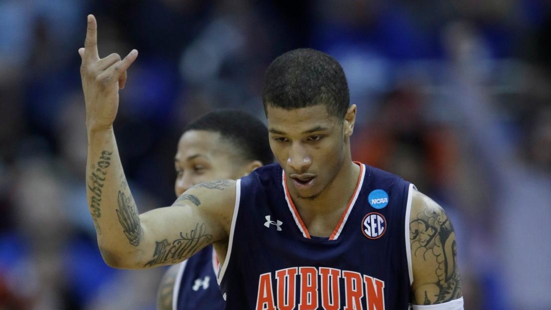 Auburn réalise une grosse surprise en battant North Carolina