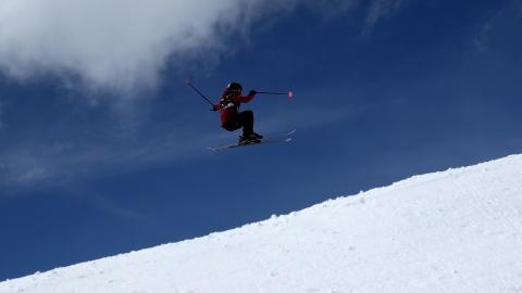 Le bronze pour Megan Oldham en slopestyle
