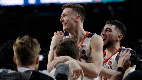 March Madness : finale Virginia-Texas Tech