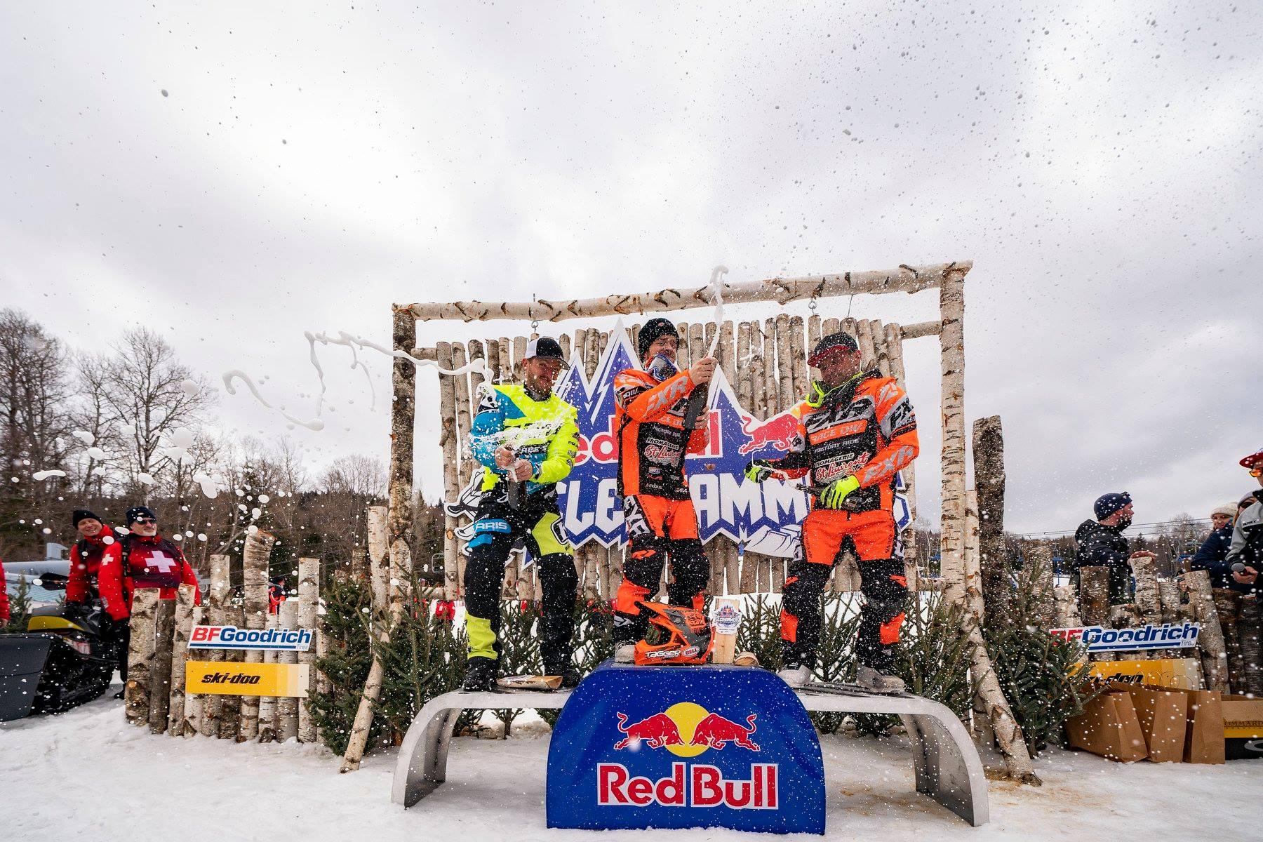 L'équipe St-Laurent a réclamé 2 podiums sur 3 dans la catégorie PRO