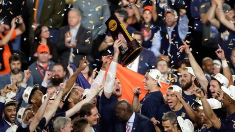 Après le cauchemar, Virginia est champion