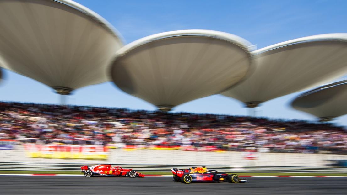 La Chine va-t-elle accueillir un deuxième Grand Prix ?