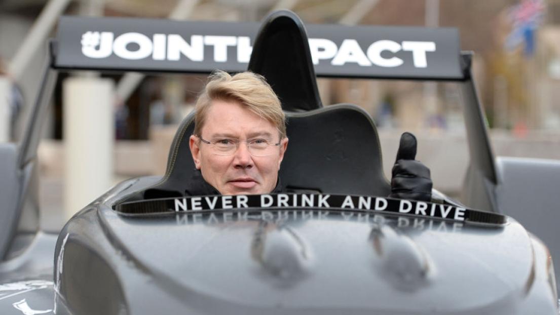 Mika Häkkinen va reprendre le volant aux 10h de Suzuka