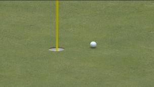 6 coups marquants de la journée historique de Tiger Woods
