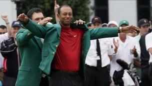 En chiffres : le grand retour de Tiger Woods