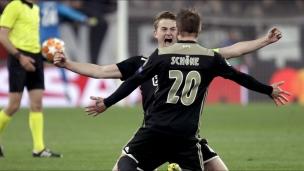 Juventus 1 - Ajax 2