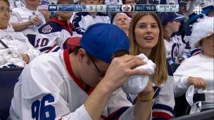 Une défaite difficile à digérer pour Winnipeg