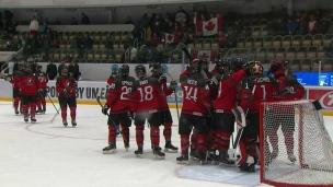 Canada 7 - Suisse 4