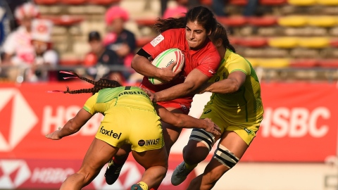 Rugby à 7 : c'est reparti pour l'équipe canadienne