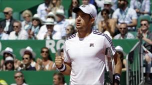 Lajovic en finale à Monte-Carlo