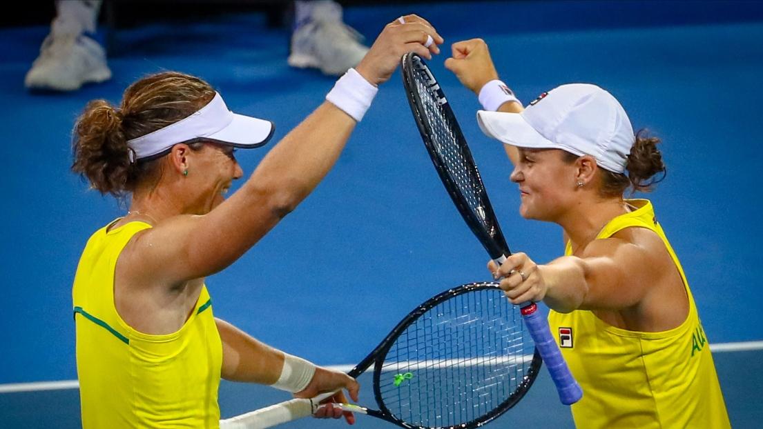 Tennis/Fed Cup: l'Australie et le Belarus à égalité après la première journée