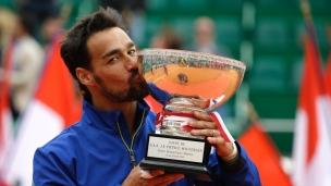 Fognini s'offre le titre à Monte-Carlo