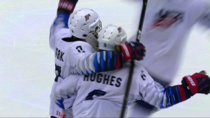 U18 : États-Unis 6 - Russie 3