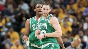 Celtics 110 - Pacers 106