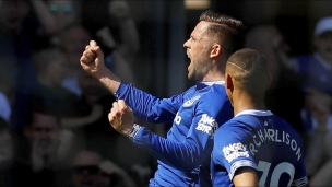 Everton 4 - Manchester United 0
