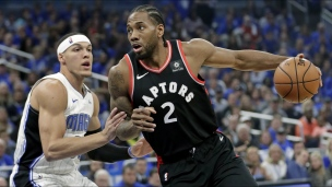 Raptors 107 - Magic 85