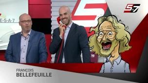François Bellefeuille appelle au 5 à 7...