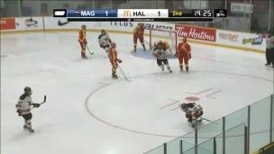 Magog 3 - Halifax 1