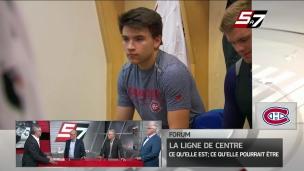 Le Canadien a-t-il besoin d'un nouveau joueur de centre?
