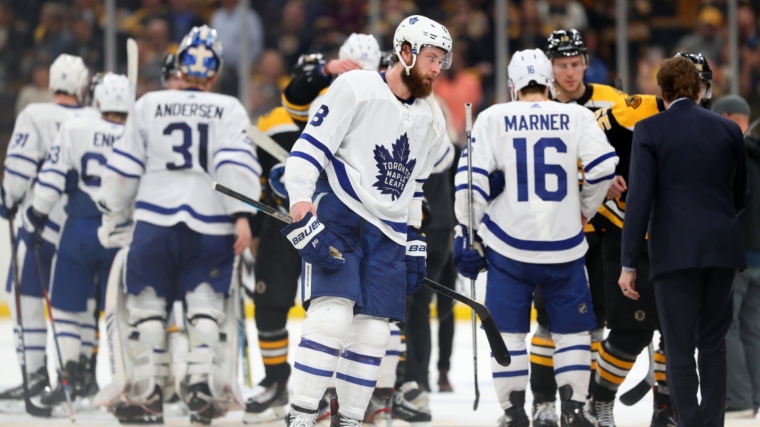 Jake Muzzin et les Maple Leafs