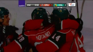 Voltigeurs 2 - Mooseheads 5