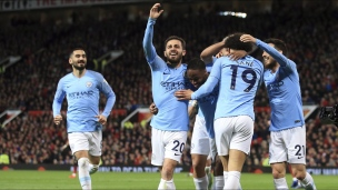 Manchester United 0 - Manchester City 2