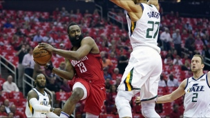 Jazz 93 - Rockets 100