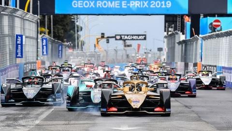 La Formule E ajoute six courses au calendrier